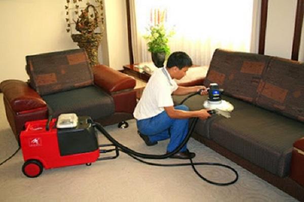 Cách chăm sóc và bảo quản sofa nỉ