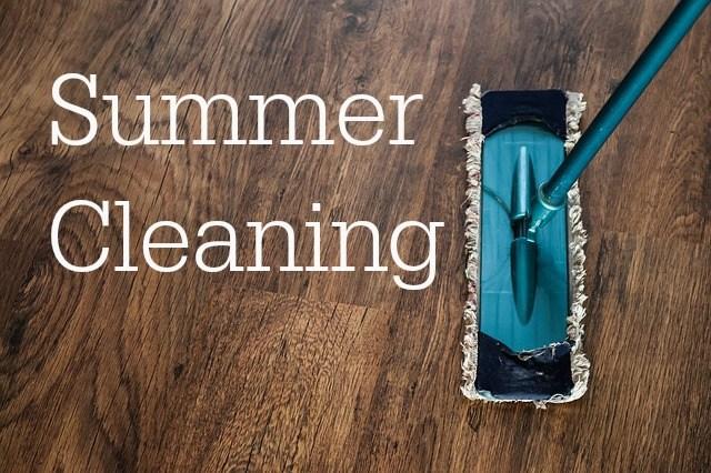 6 cách giữ cho nhà sạch sẽ và mát mẻ trong mùa hè